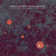 Public Service Broadcasting - The Race For Space /Remixes (Ltd Col.)