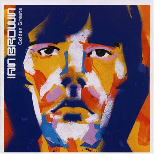 Ian Brown - Golden Greats (Ltd Col. 2xLP)
