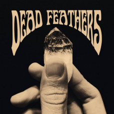 """Dead Feathers - S/T (Ltd Col. 10"""")"""