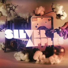 Silver Apples - Clinging To A Dream (Ltd Col. 2xLP)