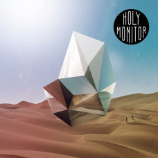 Holy Monitor - S/T (Ltd Blue-White Marbled)
