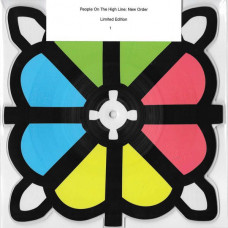 "New Order - People On The High Line (Ltd Shape Disc 7"")"