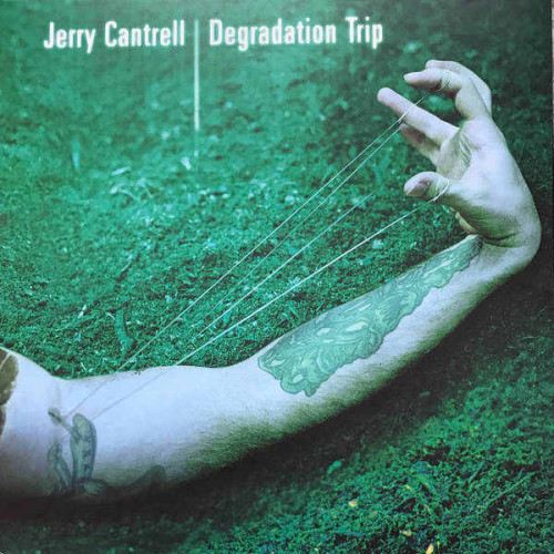 Jerry Cantrell - Degradation Trip (Ltd Col. 2xLP)