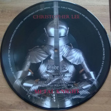 "Christopher Lee - Metal Knight (Ltd 10"" Picture Disc RSD 2017)"