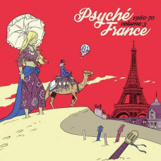 VA - Psyche France 1960-1970 Volume 3 (Ltd RSD 2017)