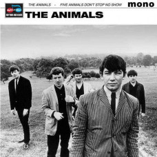 The Animals - Five Animals Don't Stop No Show (Ltd RSD 2017)