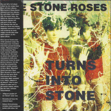 The Stone Roses - Turns Into Stone (Ltd Deluxe Col. 2xLP)