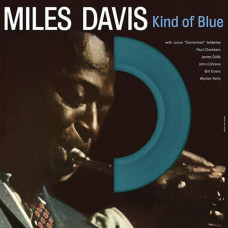 Miles Davis - The Kind of Blue (Ltd Col.)