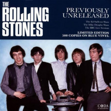 The Rolling Stones - Previously Unreleased (Ltd Col. Vinyl)