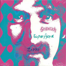 "Superfjord / Sendelica - Zappa (Ltd Col. 7"")"