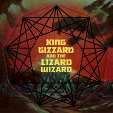 King Gizzard & The Lizard Wizard - Nonagon Infinity (Ltd Blue/Red)