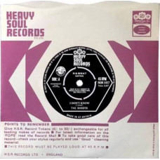 "The Shoots - I Don't Know (Ltd 7"")"