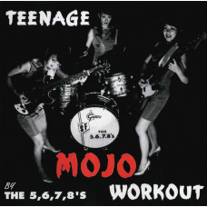 The 5.6.7.8's - Teenage Mojo Workout
