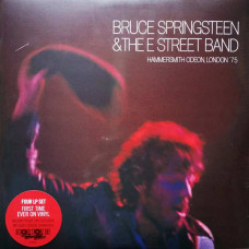 Bruce Springsteen & The E Street Band - Hammersmith Odeon, London '75 (Ltd 4xLP Box RSD 2017)