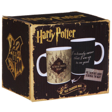 HARRY POTTER, Marauders Map, Heat Changing Mug