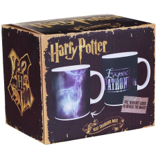HARRY POTTER, Expecto Patronum, Heat Changing Mug