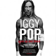IGGY POP, Open Up And Bleed The Biography, Book