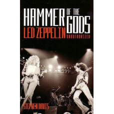 LED ZEPPELIN, Hammer Of The Gods, Book