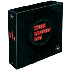 "Various - Punk Classic 45s (Ltd 10x7"" Box Set RSD 2016)"