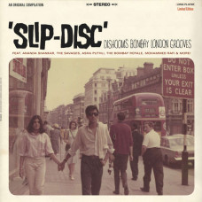 VA - Slip-Disc: Dishoom's Bombay London Grooves