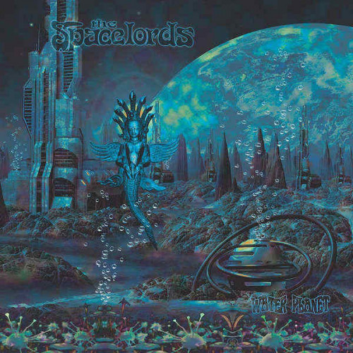 The Spacelords - Water Planet (Ltd Col.)