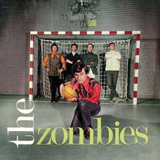 The Zombies - S/T (Ltd Col.)